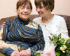 С бабушкой Аллой Владимировной