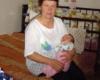 С бабушкой Таней
