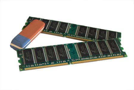 Ластики и оперативная память